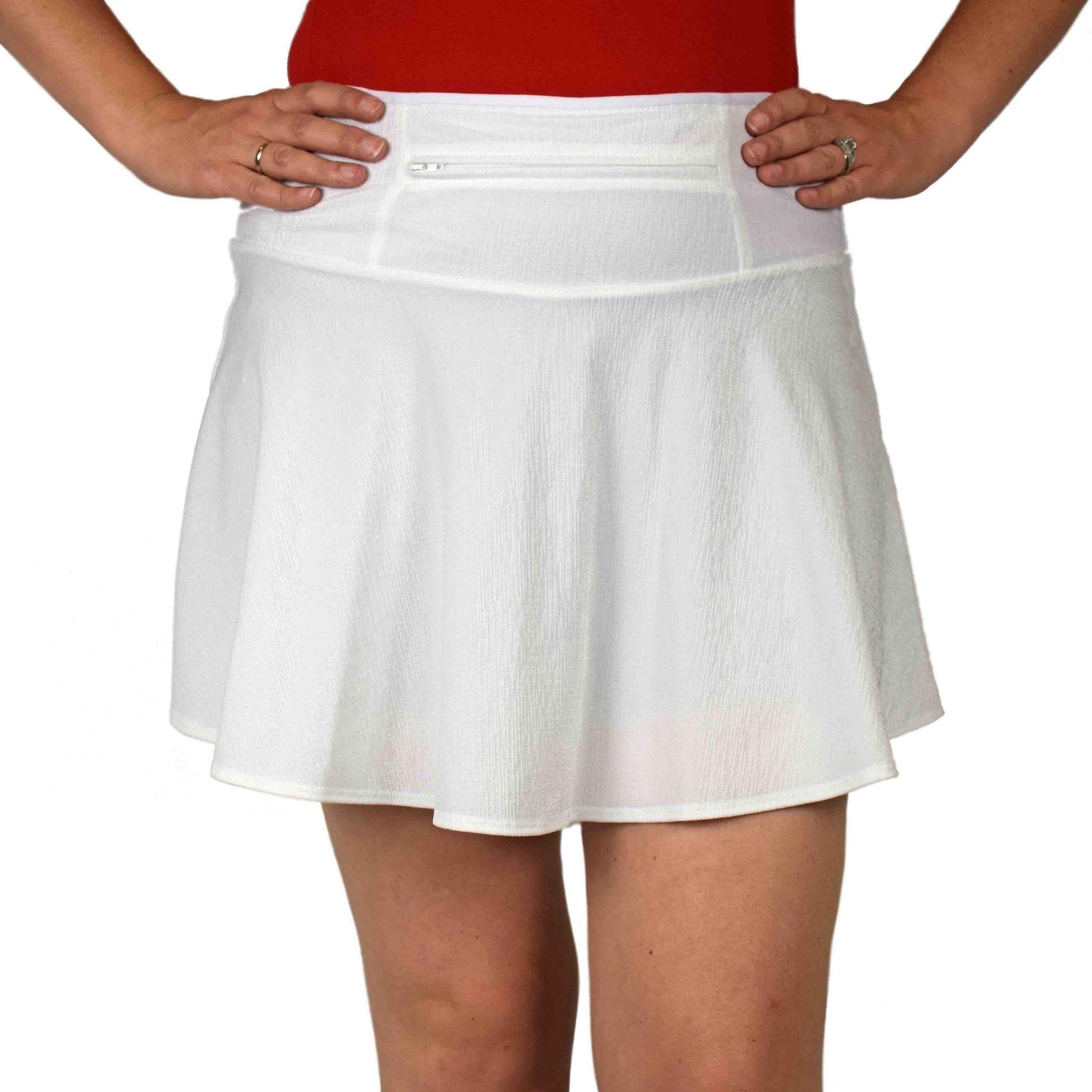 WhiteLinen Swing Style- XXS | Products | Running skirts