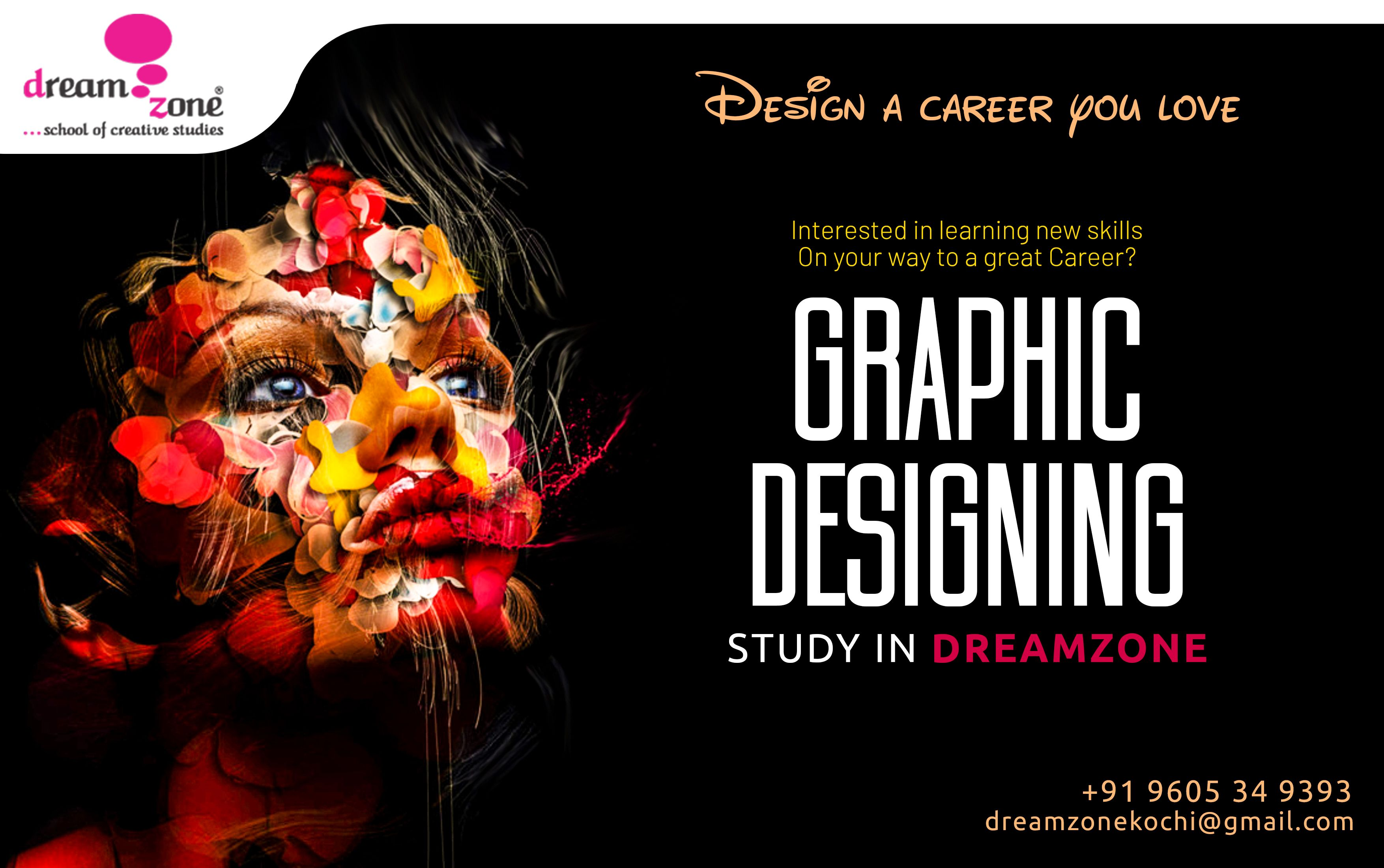 Graphics Design Courses From Dreamzone Will Prepare You With The