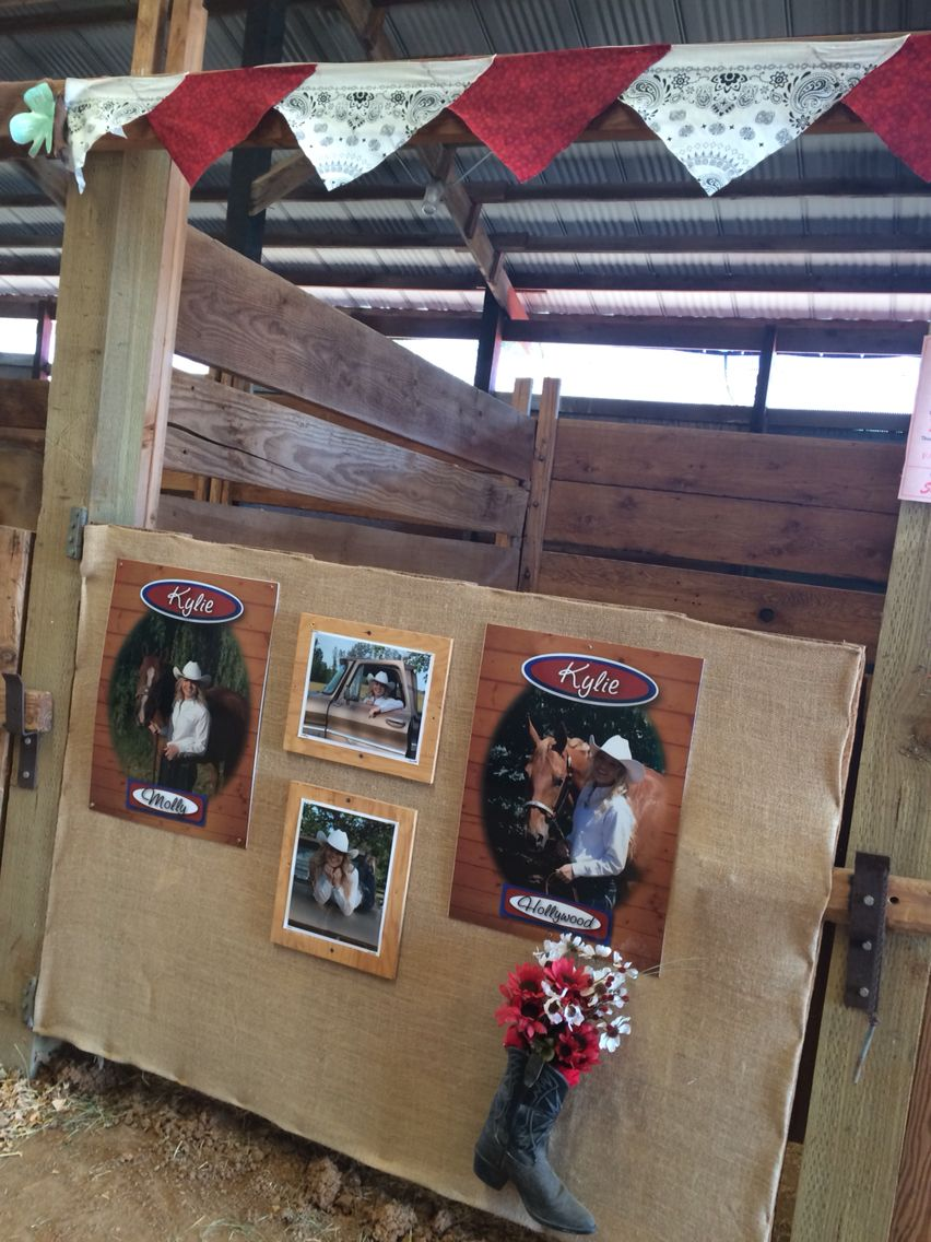 4h Horse Stall Decorations Horse Stall Decorations Stall