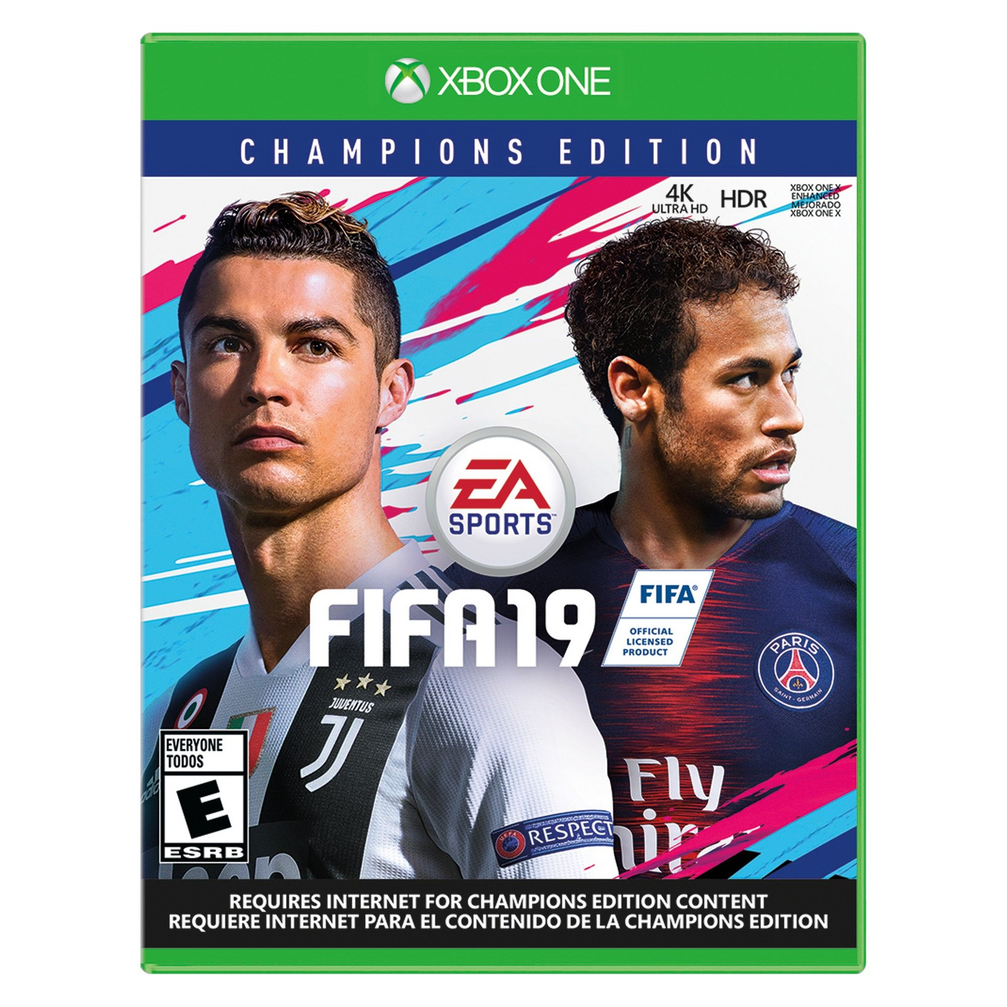 Fifa 19 Champions Edition Xbox One Fifa Fifa Ultimate Team Xbox One