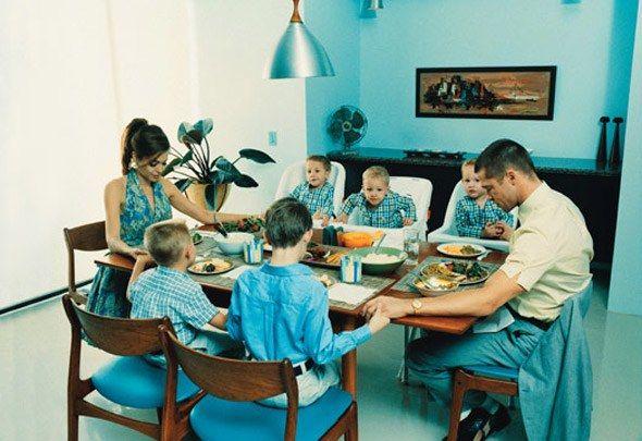 Angelina Jolie and Brad Pitt at Home (Photos)   W Magazine