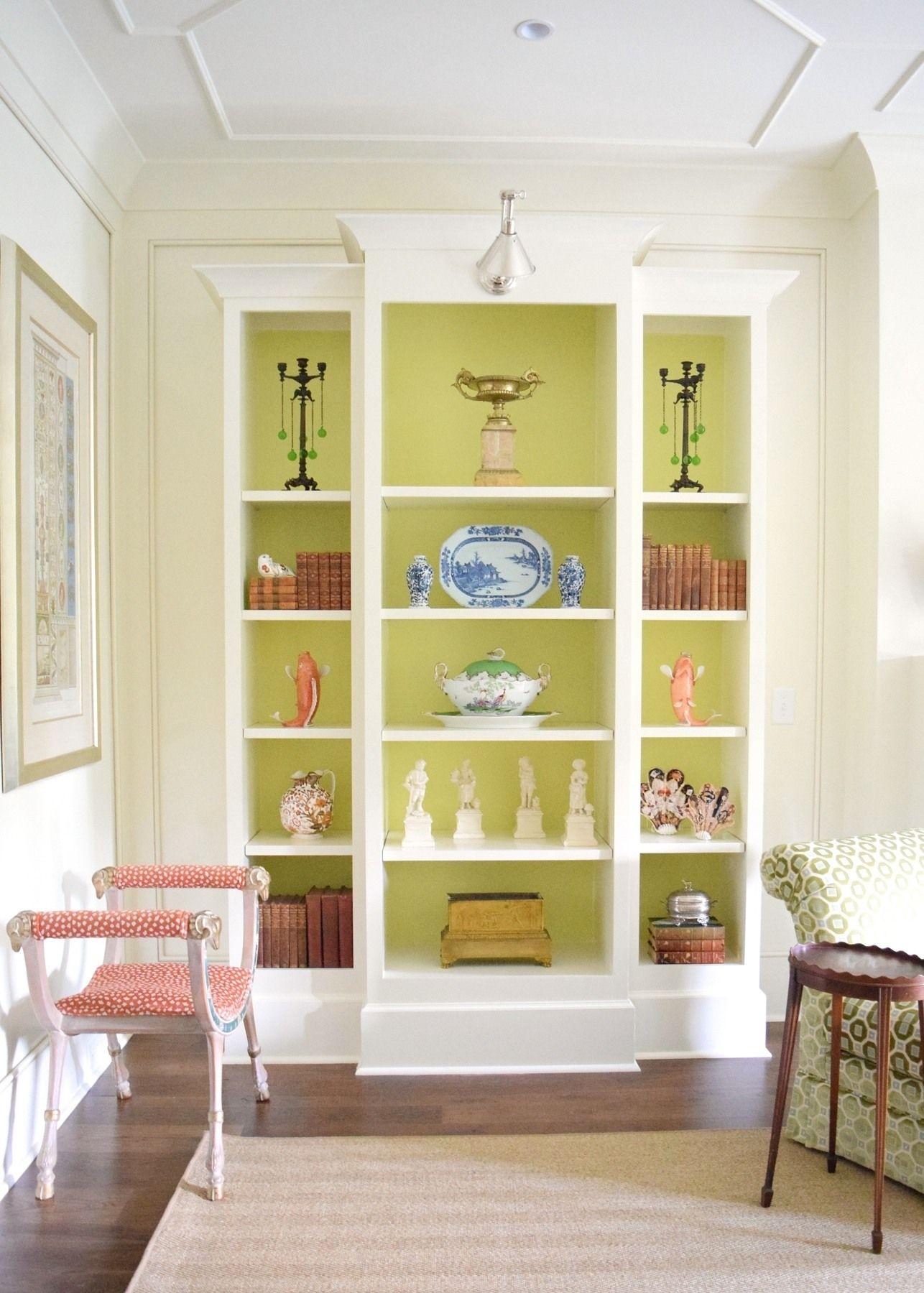 Interior Designer Crush: Elizabeth Malmo | Shelves, Living rooms and ...