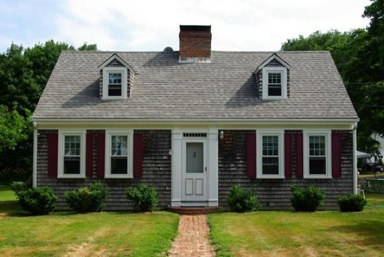 The Cape Cod House Cape Cod House Plans Cape Cod Style House Cape Style Homes