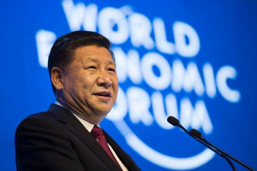 Jetzt lesen: Weltwirtschaftsforum: Chinas Präsident gibt den Anti ...