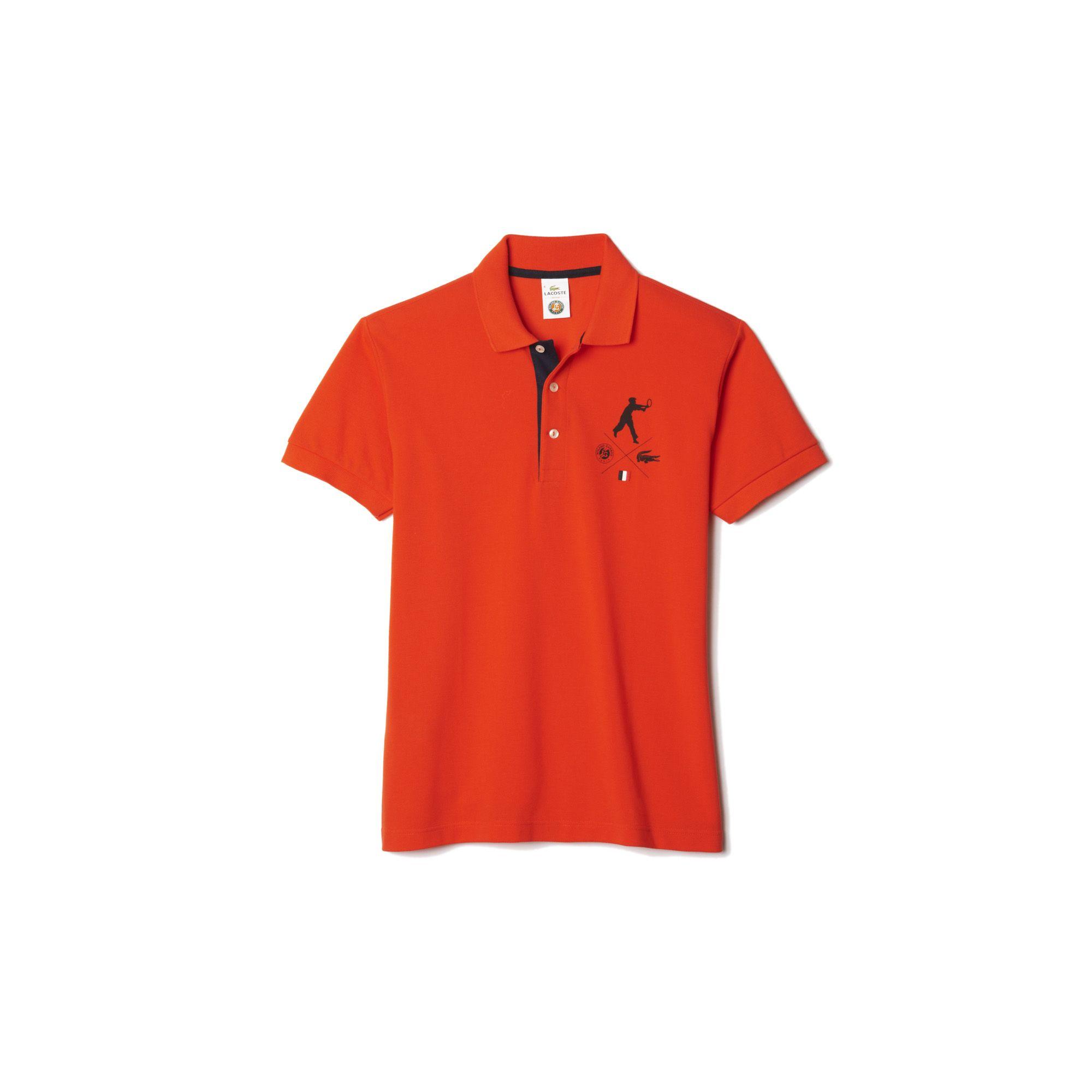 8e31042cda Polo Lacoste Sport uni Edition Roland Garros - BLANC/MARINE | LACOSTE