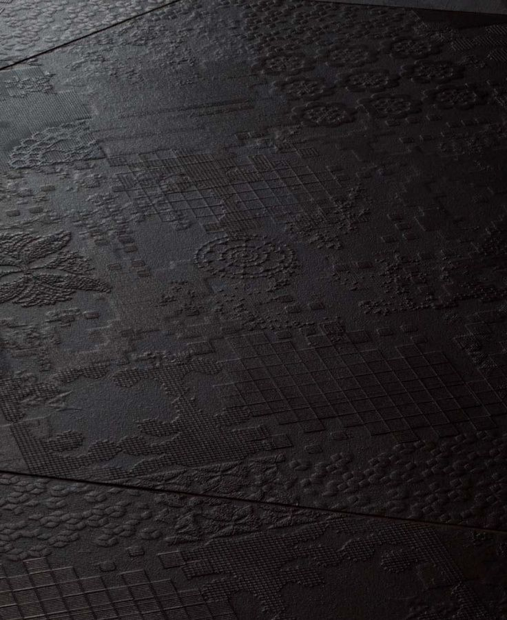 ©Nini Poppins   Flooring, Shades of black, Texture