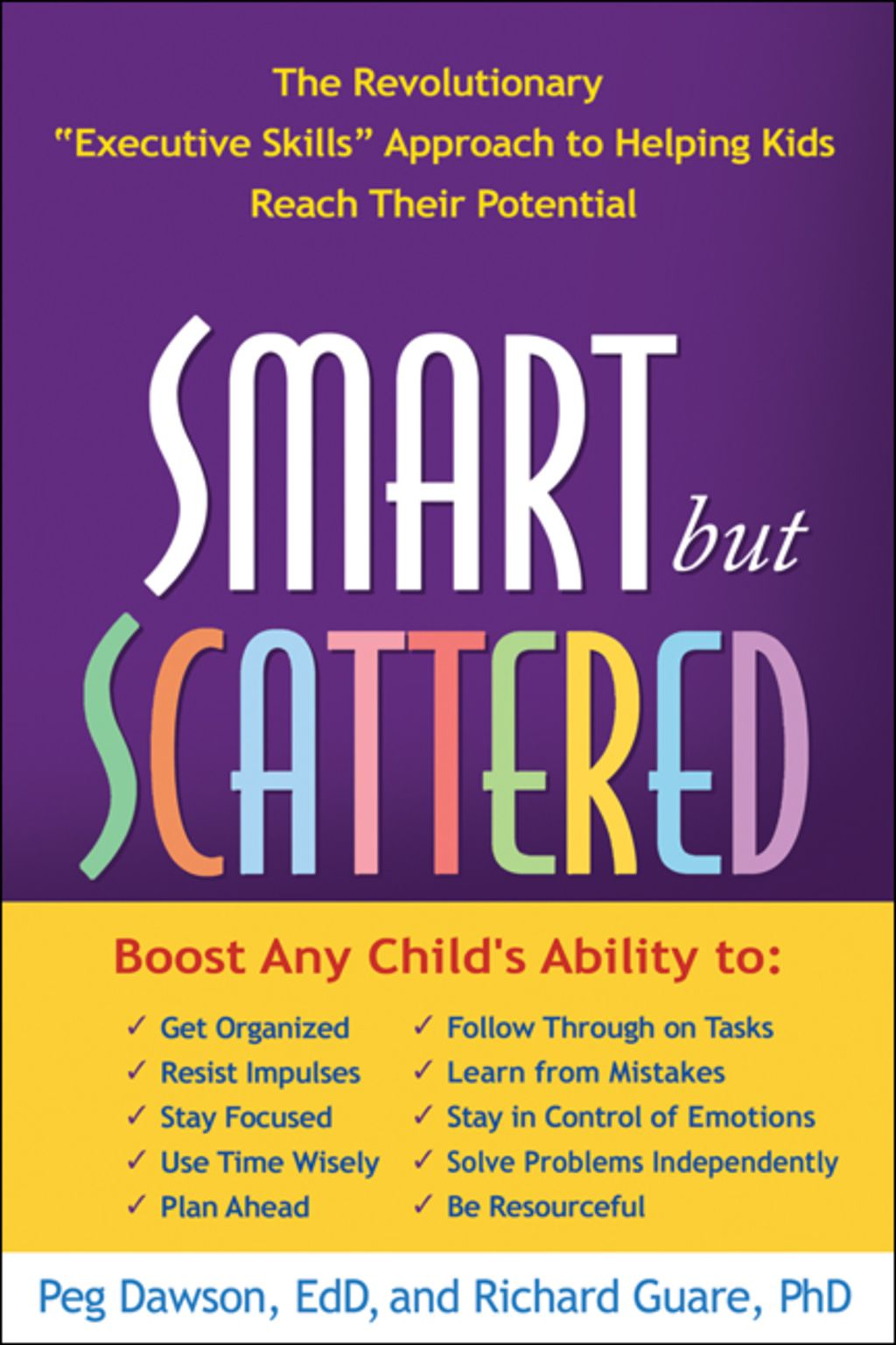Smart But Scattered Ebook