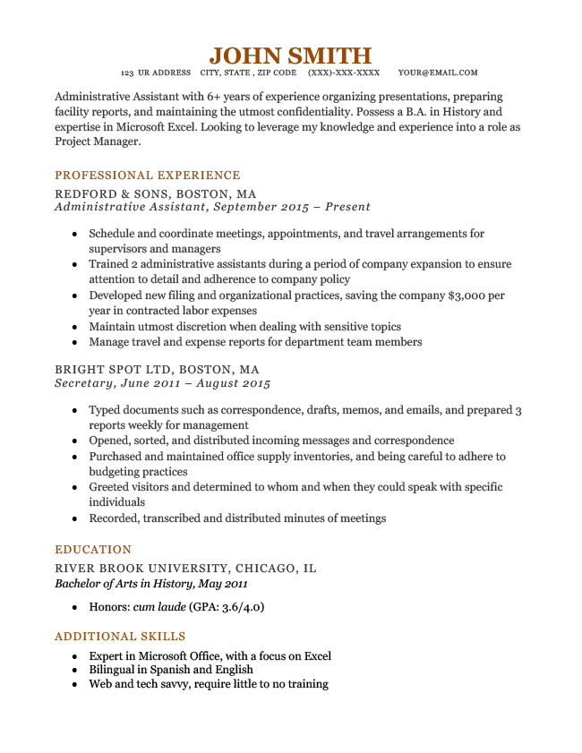 Professional cv writing in dublin