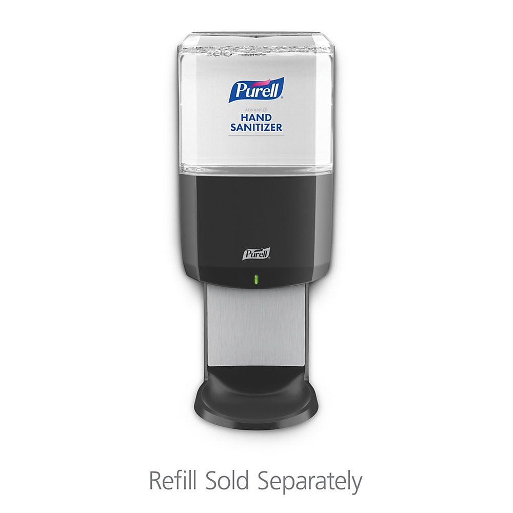 Purell Es6 Wall Mount Touchless Hand Sanitizer Dispenser Graphite