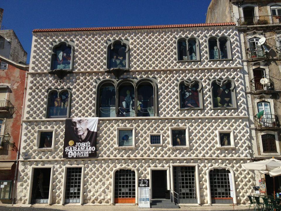 Casa dos Bicos in Lisboa, Lisboa