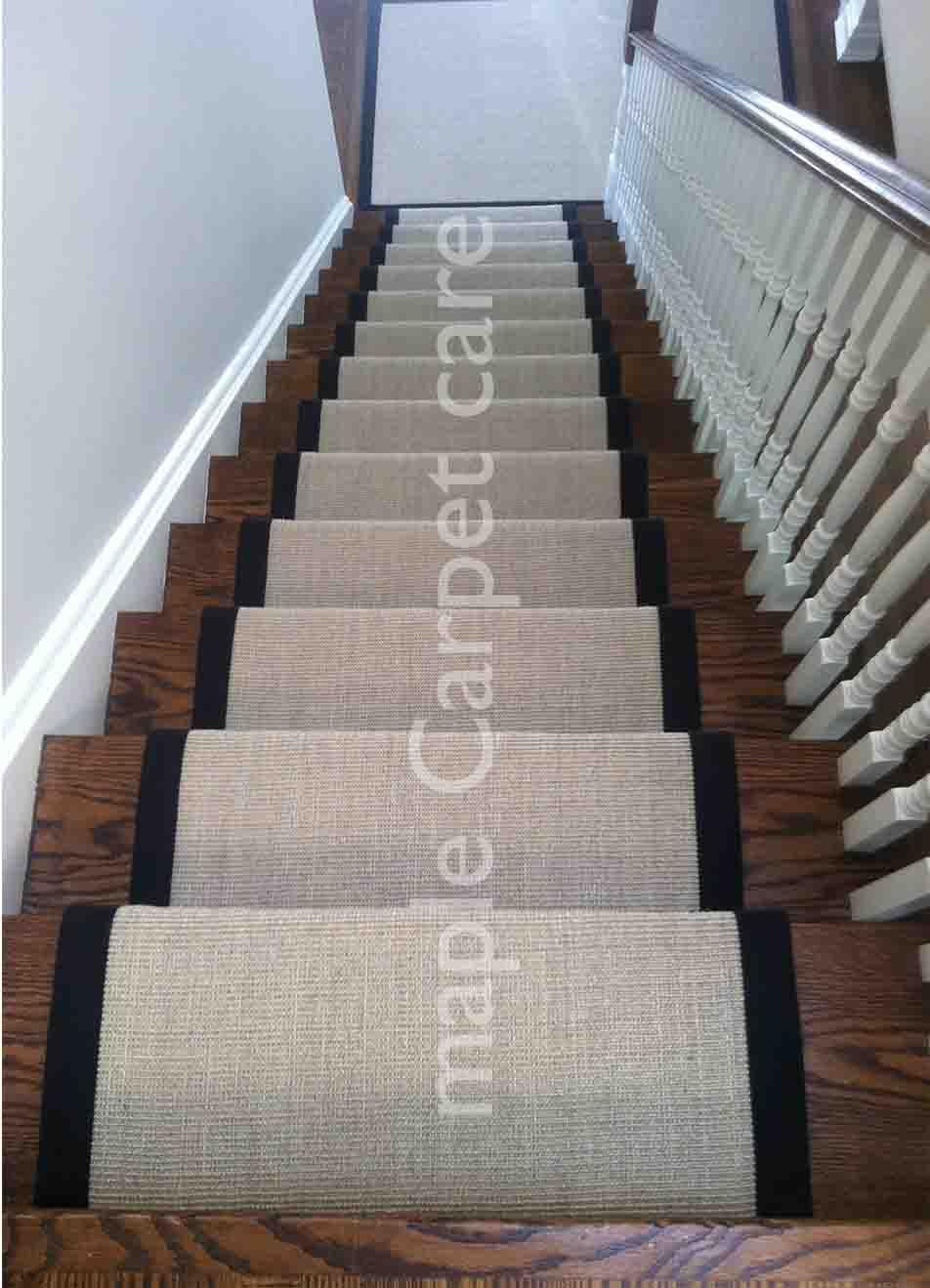 Best Black Border On Stair Runner Stair Runner Stair Tread 400 x 300