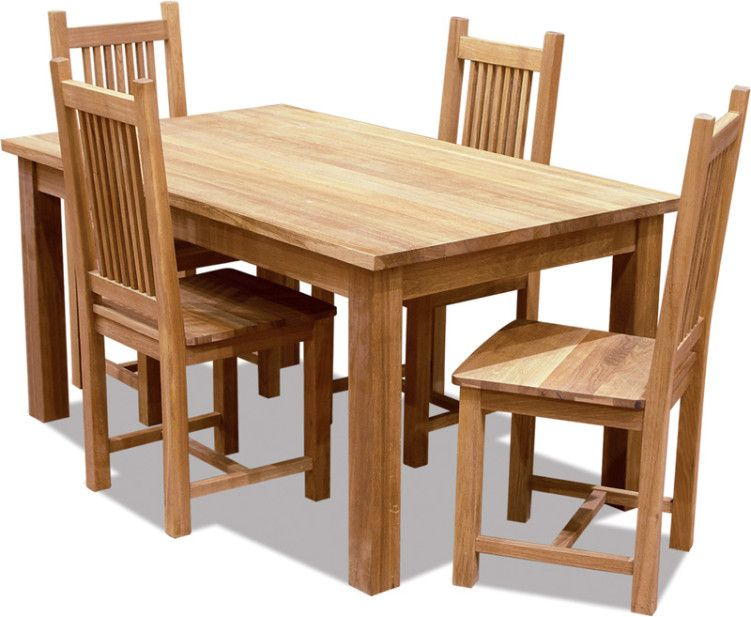 10 Cool Oak Dining Room Chairs Foto Idea