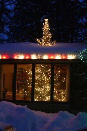 One Story House Christmas Lights.15 Fun Christmas Decorations Oh Tannenbaum Outdoor