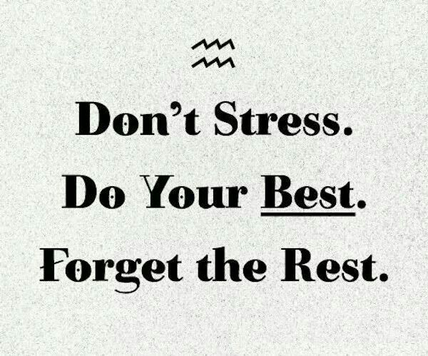 Go Away Stress Nice Funny Qoutes Pinterest Quotes