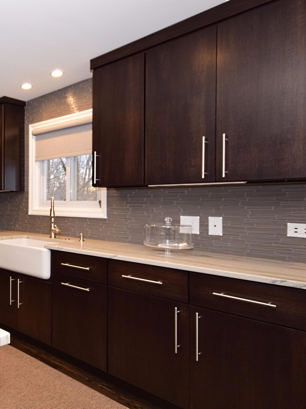 Flat Kitchen Designs: Kitchen Cabinet Styles, Kitchen