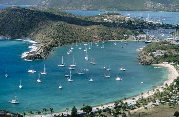 ANTIGUA - Lesser Antilles