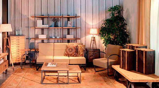 Zařizujeme loft | Nábytek a doplňky vybrané stylistkami Westwing