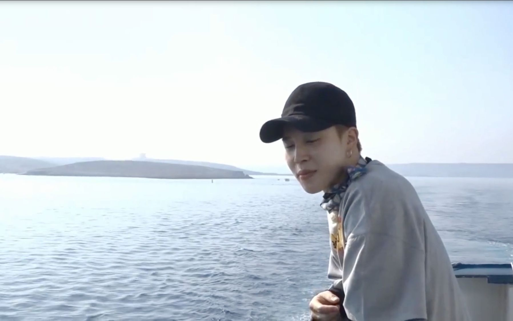 Jimin in Malta BTS Bon Voyage Season 3 Episode 4