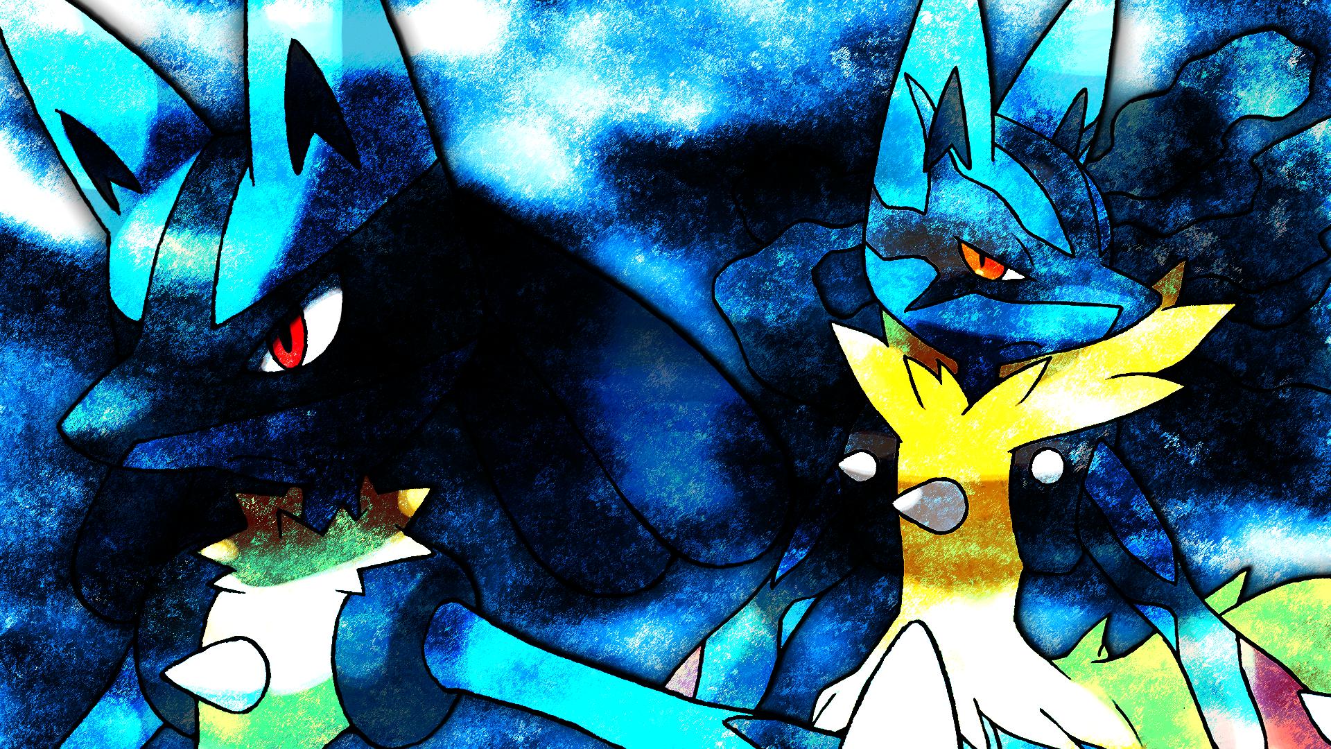 Photo Collection Pokemon Lucario Wallpaper Hd