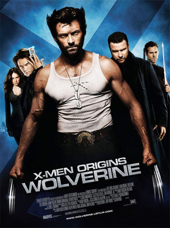 X Men Origins Wolverine Poster Peliculas De Superheroes Peliculas Marvel Peliculas