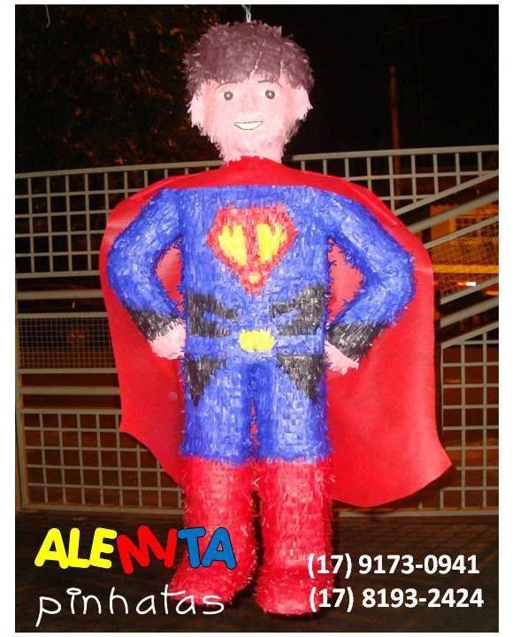Pinhata Super T - Pinhata Personalizada #pinhataspersonalizadas