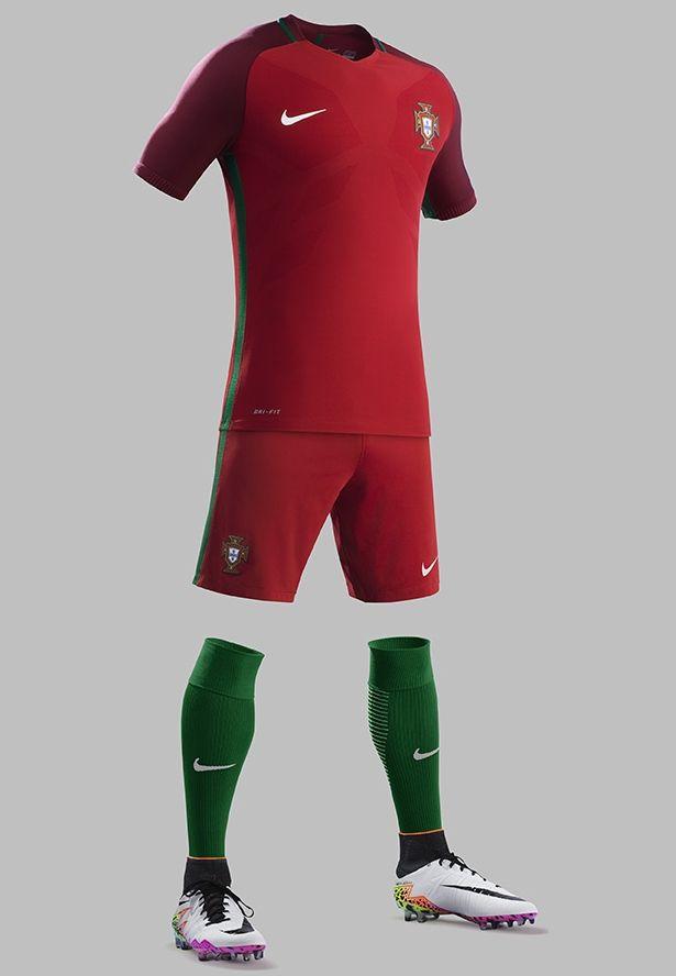 a63cd79ba8f08 Nike divulga as novas camisas de Portugal - Show de Camisas ...
