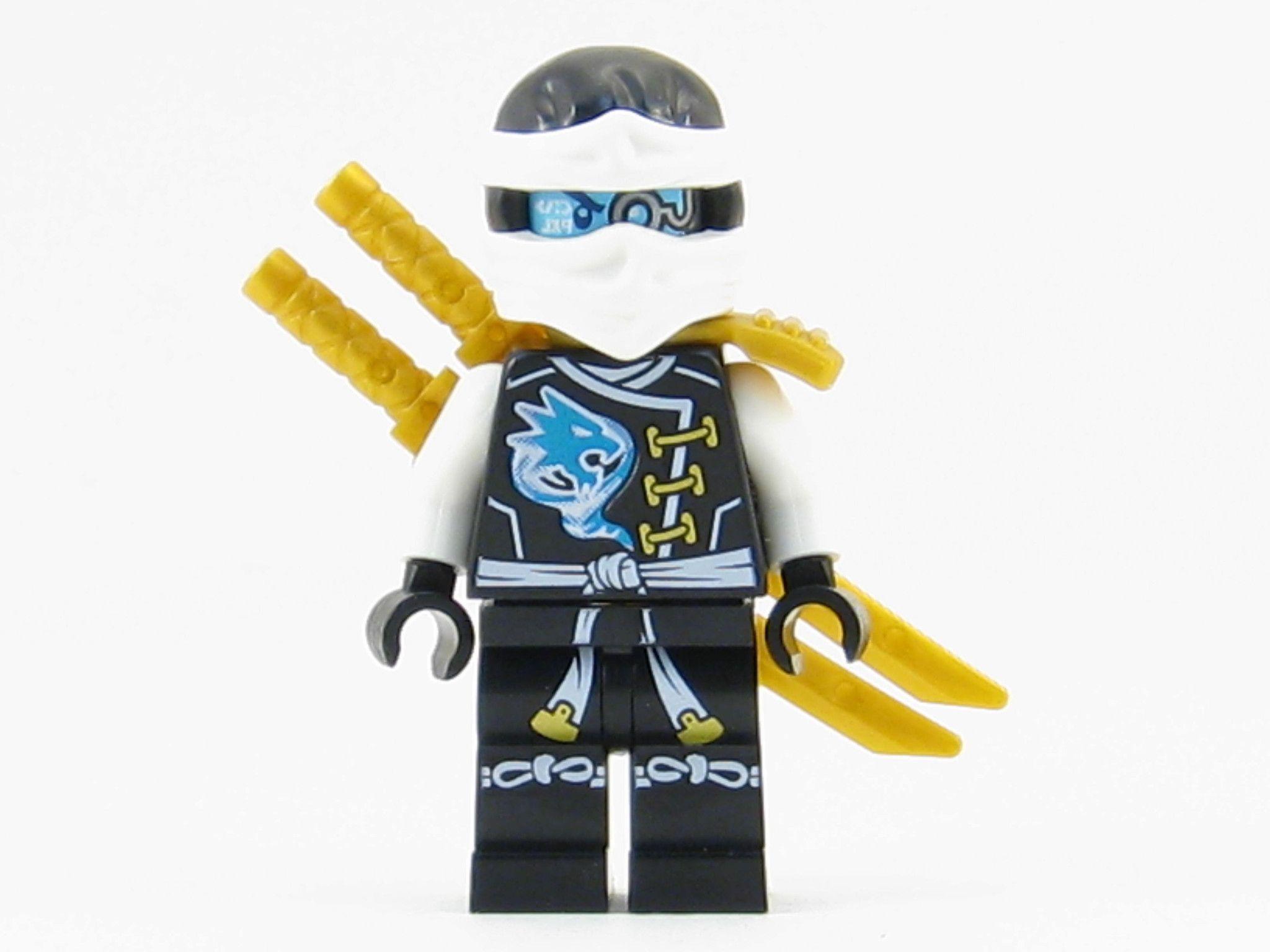 Lego ninjago skybound zane white ninja robot minifigure - Ninjago lego zane ...