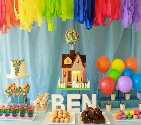 finding nemo party decorations ideas Birthday Party Ideas on