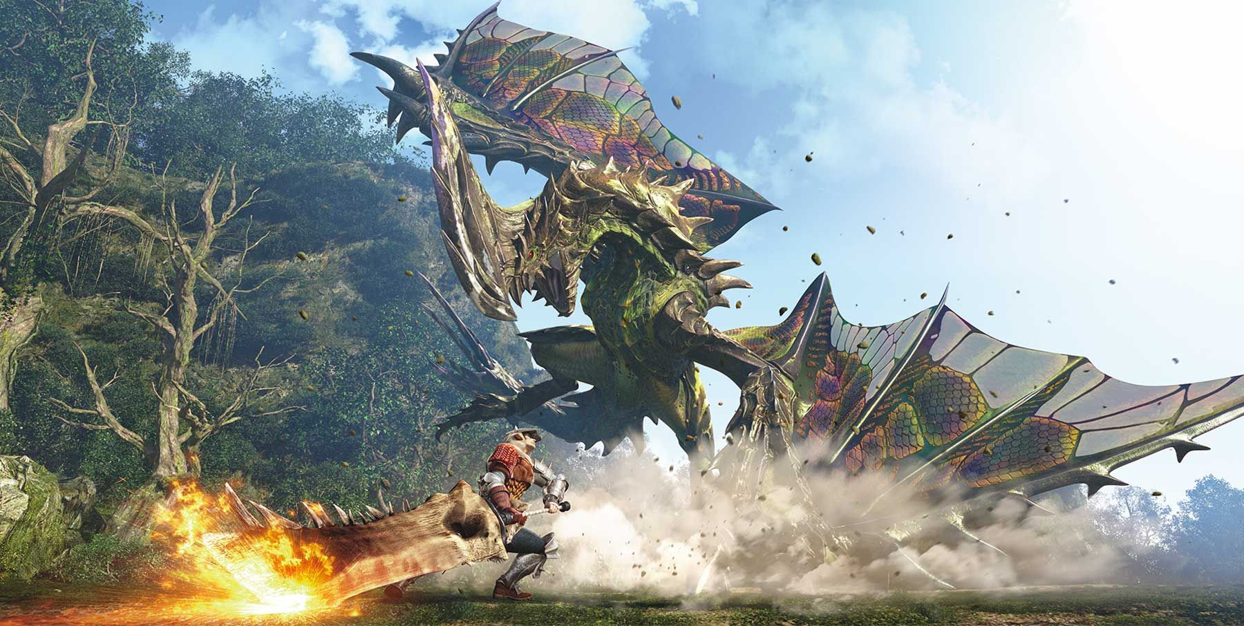 Hollywood Is Making A Monster Hunter Movie Monster Hunter Monster Hunter World Monster Hunter Movie
