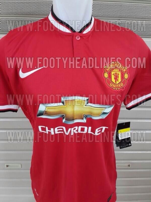 a7968d73d manchester united 2014 15 home shirt