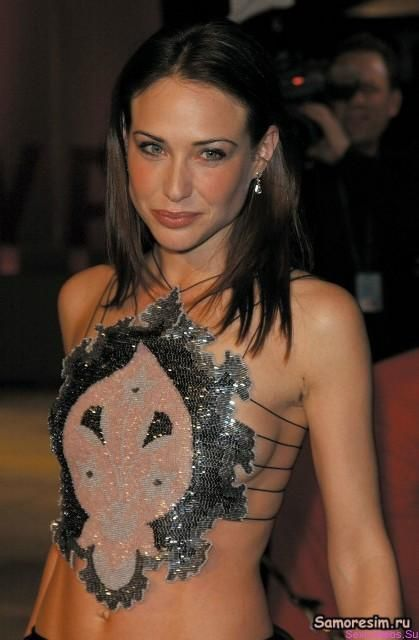 Very grateful Claire forlani porn something is
