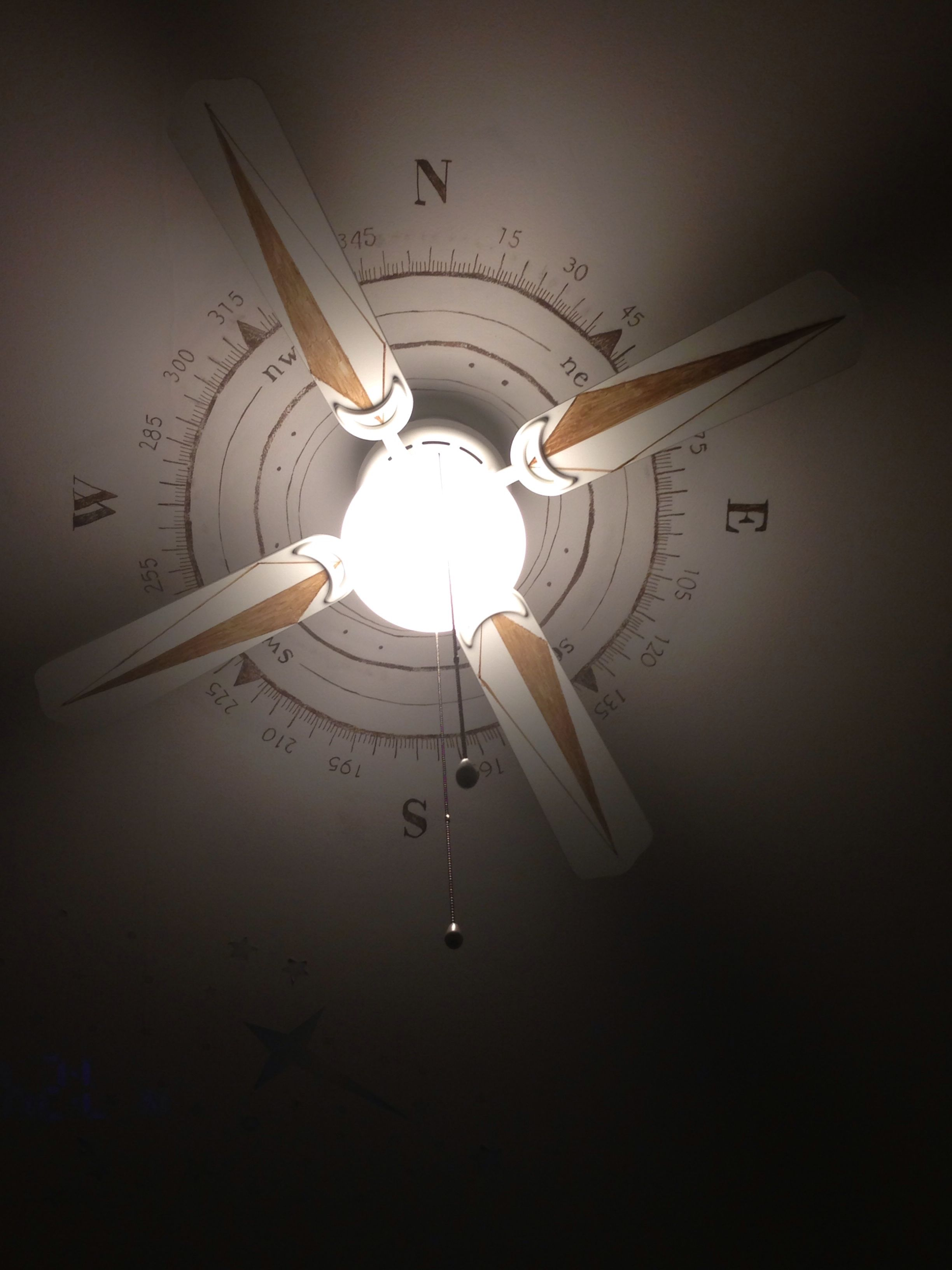 pass ceiling fan stuff i made Pinterest