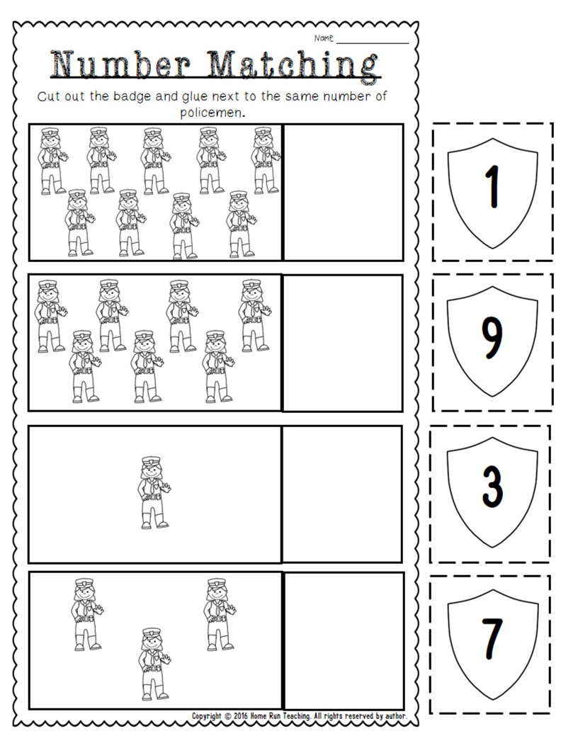 This Is Part Of A 135 Page Community Helpers Unit It Includes Math And Literacy Worksh Community Helpers Unit Community Helpers Community Helpers Kindergarten [ 1056 x 816 Pixel ]