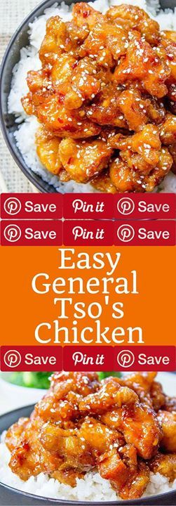General Tsos Chicken 30 mins to make serves 4 Ingredients Gluten free Meat 1 lb Chicken thighs Produce 2 cloves Garlic 1 tbsp Ginger tsp Red chili flakes Condiments 2 tsp Hoisin sauce 3 tbsp Soy sauce Baking & Spices 5/16 cup Cornstarch 3 tbsp Sugar Oils & Vinegars 1 Oil 3 tbsp Rice vinegar Liquids cup Water #chicken