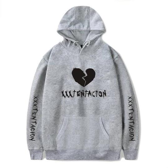 Rapper Plus Size Long Sleeve Mens Sweatshirt XXXTentacion Women Lover/'s Tops