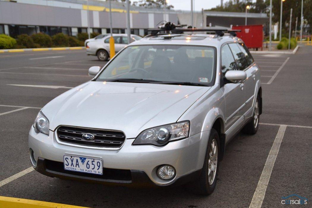 2004 Subaru Outback 4GEN Premium Pack MY04 Sports