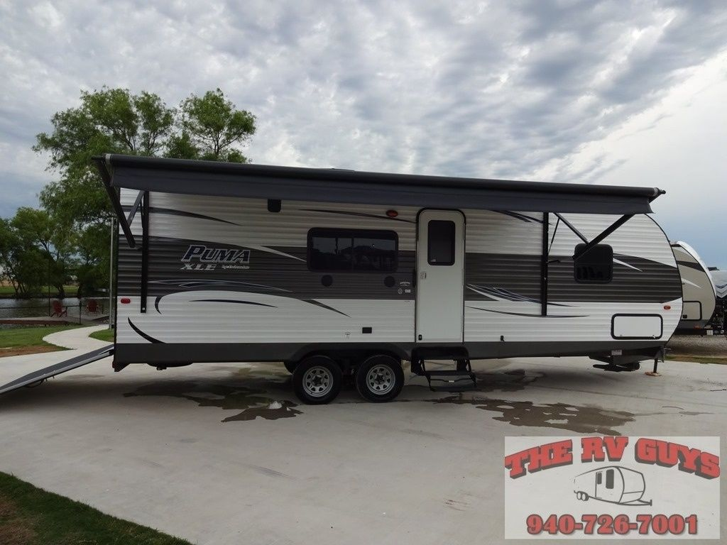 2016 Palomino Puma Xle 25fbc 4x4tpua22gp060079 The Rv Guy S