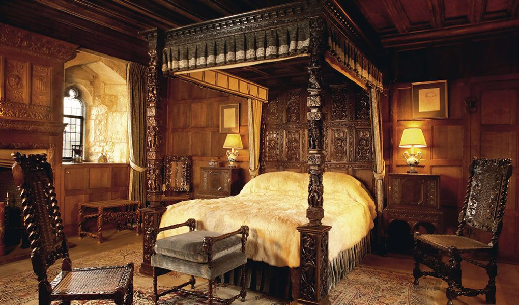 It Is Traditionally Believed That Henry Viii Stayed At The