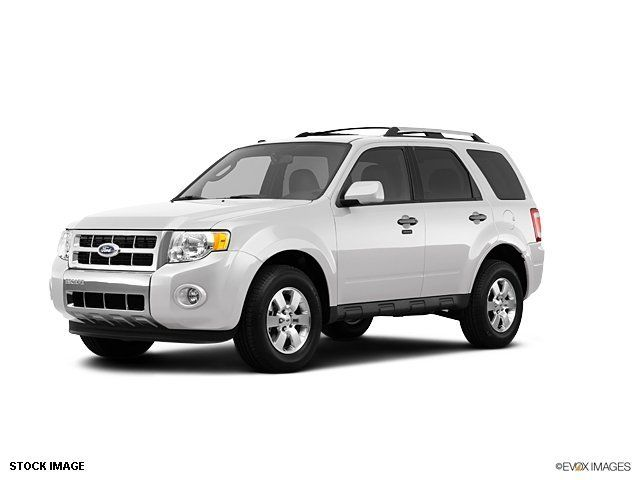 2012 Ford Escape Limited Colors White Suede Exterior With