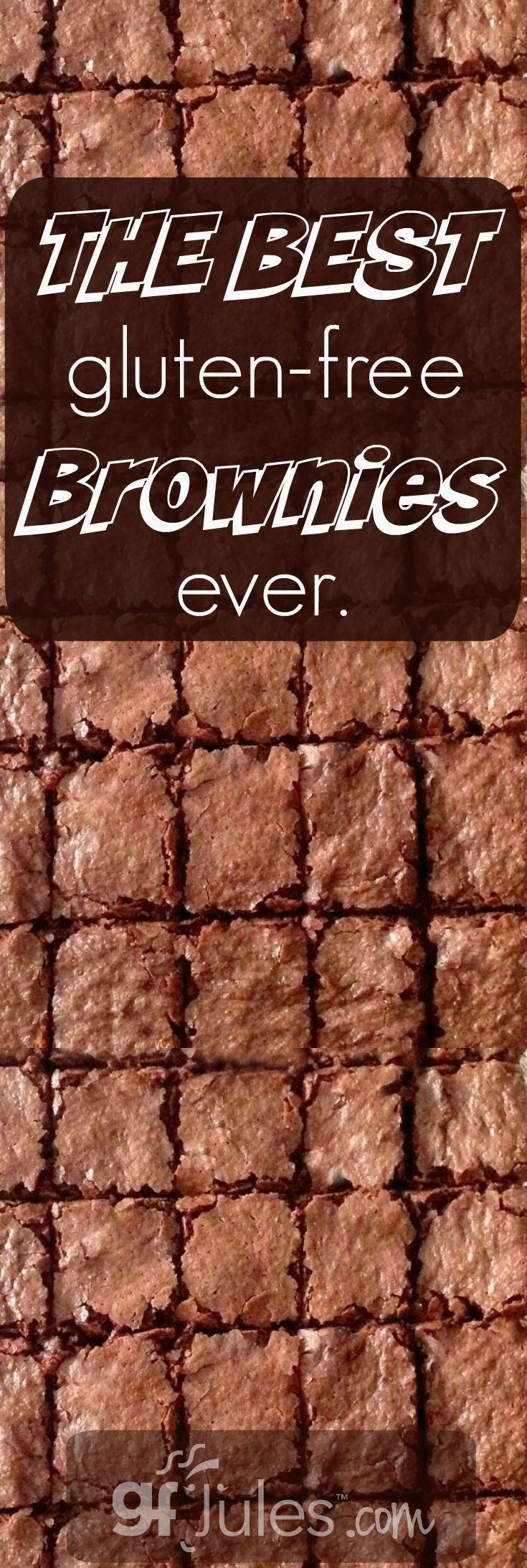 Best gluten free brownies ever recipe gluten free