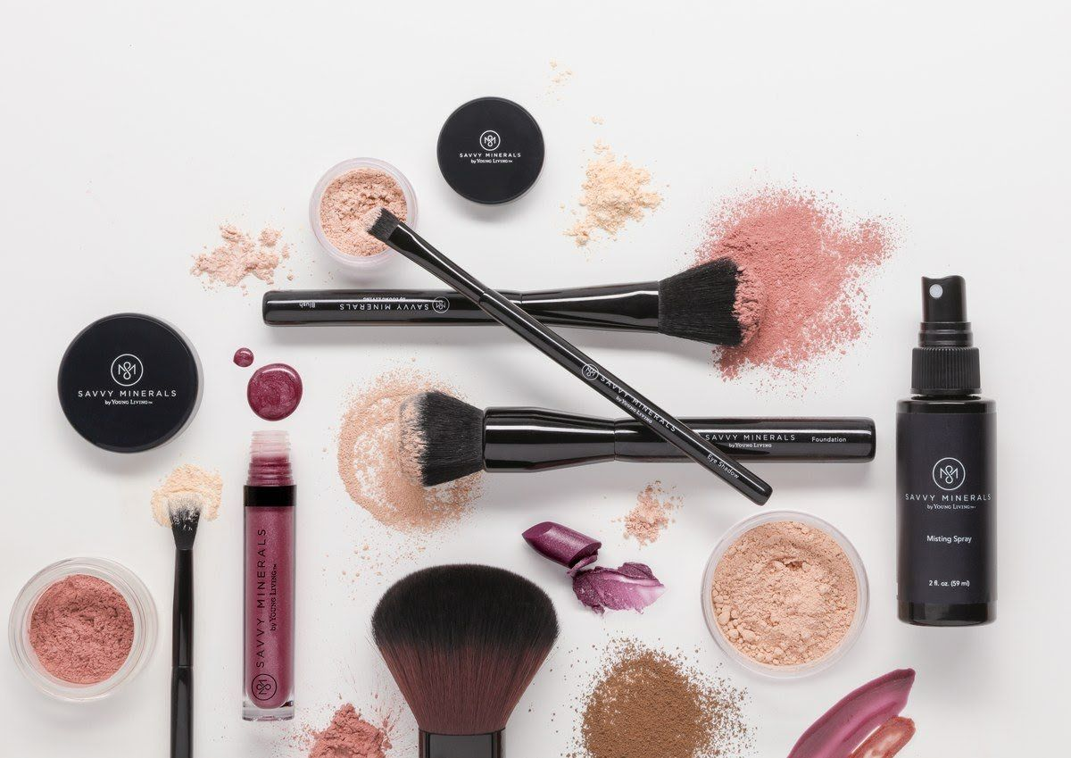 Savvy Minerals Safe Makeup (With images) Savvy