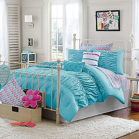 Bring A Pop Of Color To Your Little Girlu0027s Bedroom With The Bright And Bold  Julissa