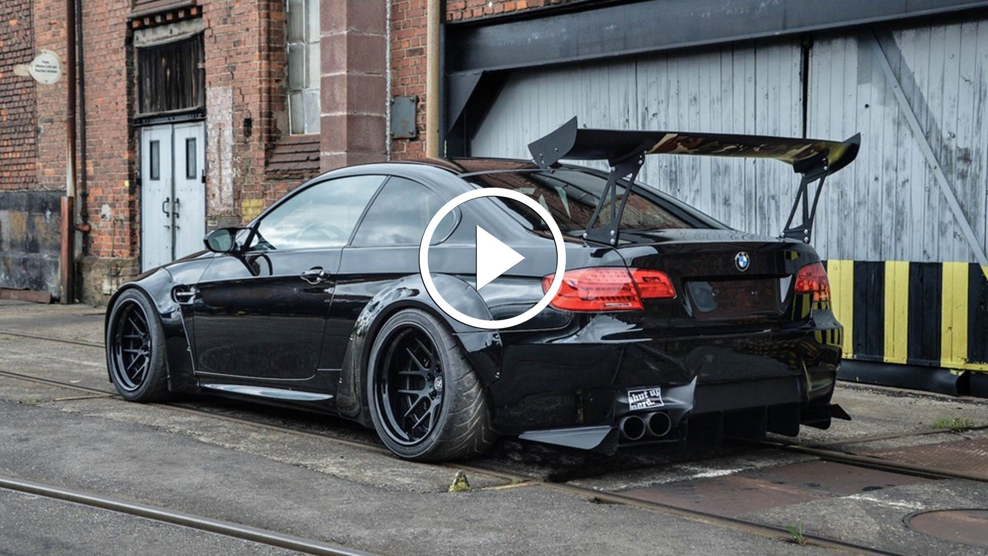 The Bmw M3 E92 Is The Perfect Car For The Perfect Tuning As We