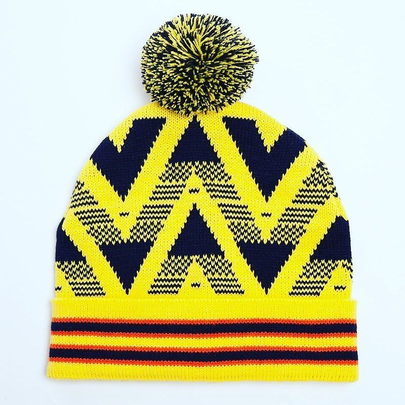 e9115e9aec0343 Who wore the bruised banana bobble hat to Wembley @footballbobbles #uta # arsenal #afc #wembley #facup #footballshirtcollective