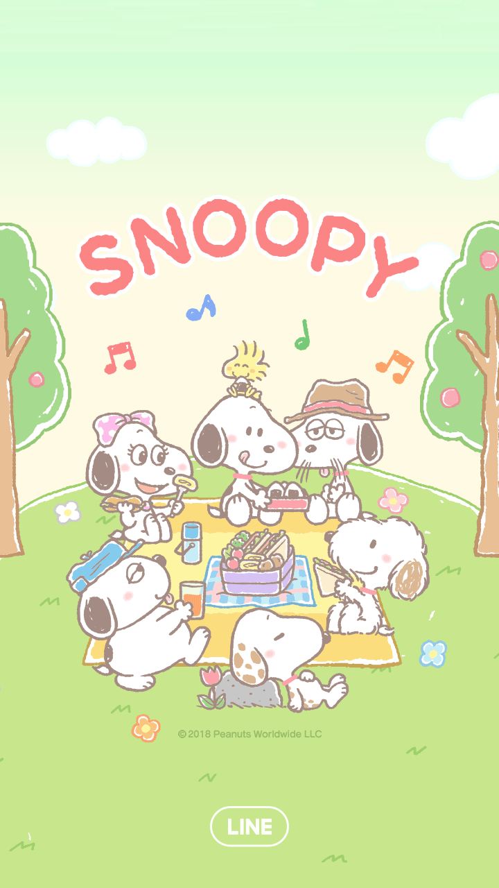 Lovely Snoopy スヌーピー 愛