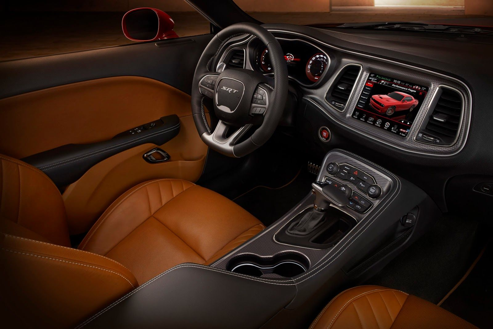 Dodge Unleashes New 2015 Challenger Srt Hellcat With 600hp 87 Photos Videos Carscoops Dodge Challenger Challenger Srt Hellcat Dodge Challenger Hellcat