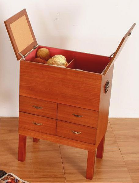 Mueble costurero modelo prada costureros pinterest for Mueble costurero