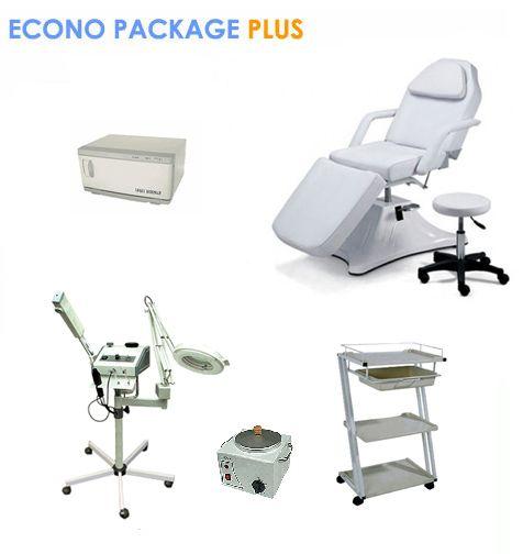 Econo Spa Equipment Package Plus Spa Rooms Spa Facial Spa
