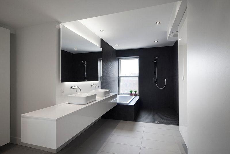 Black And White Bathrooms: Design Ideas, Decor And Accessories