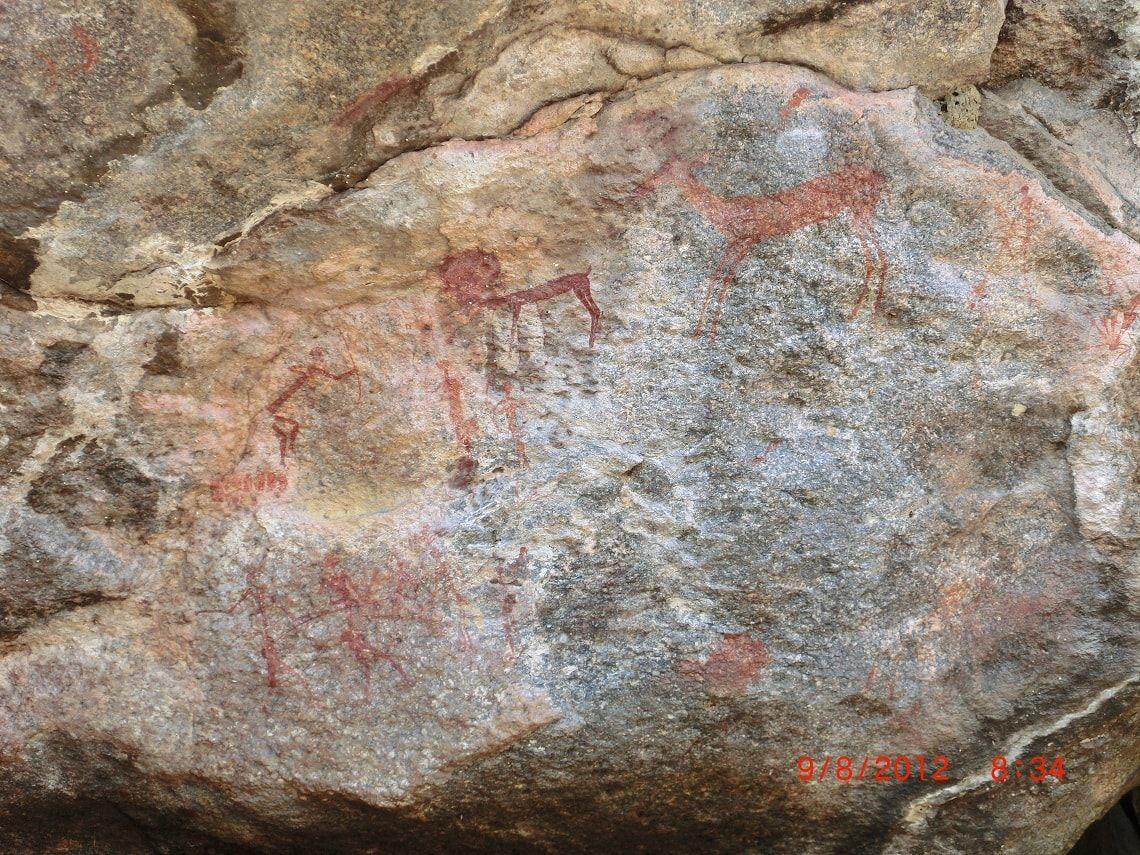 Five rock art sites that will enchant you - Wild Card
